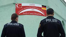 De Maizière über Anschläge entsetzt: Dresdner Polizei schützt Einrichtungen