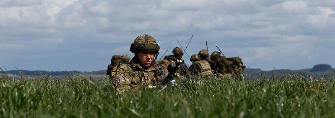 Wird Großbritannien ausgeschlossen?: London blockt EU-Verteidigungspläne ab