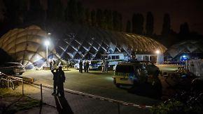 Tragischer Vorfall in Berlin: Polizei erschießt Flüchtling bei Messerattacke auf Mitbewohner