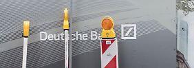 Die Deutsche Bank ist derzeit eine schwierige Baustelle.