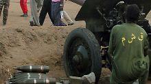 Kriegsverbrechen in Darfur: Sudan soll Chemiewaffen eingesetzt haben