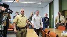 Kein Bezug zu Paris gefunden: Waffenkurier kommt in Haft