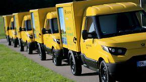 Paketzustellung wird elektrisch: Deutsche Post baut E-Fahrzeuge selbst