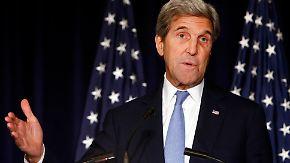 Russland und USA uneins: Zusammenarbeit in Syrien vor dem Aus