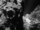 Abschied von der Kometen-Jägerin: Rosetta lässt es krachen