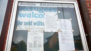 Gewaltbereitschaft nimmt weiter zu: Rechte schlagen Bürgermeister wegen Asylplan nieder