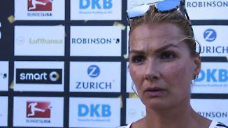 """Wahl zum """"Champion des Jahres"""": Franziska van Almsick vermisst Sportler-Nachwuchs"""