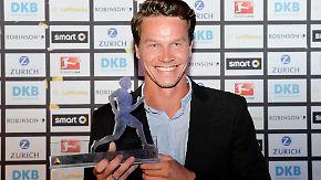 """Gewählt von den Besten der Besten: Wasserspringer Patrick Hausding ist """"Champion des Jahres"""""""
