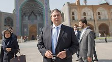 Milliardengeschäfte am Persischen Golf: Sigmar Gabriel feilscht mit Teheran