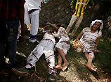 Mehrere Tote in Äthiopien: Tränengas löst Massenpanik aus