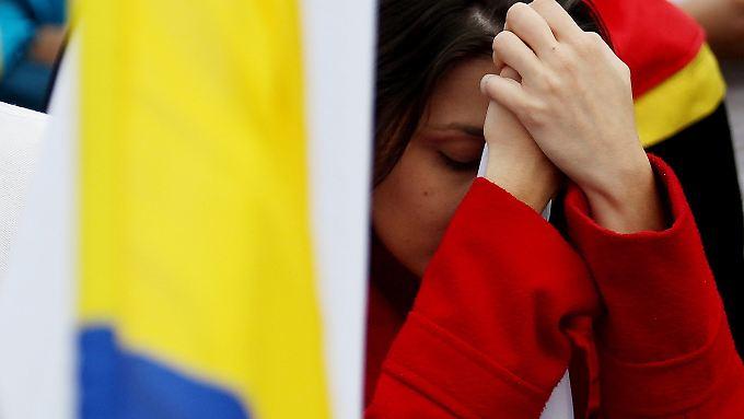 Historische Chance vertan: Kolumbianer lehnen Friedensvertrag mit Farc-Rebellen ab
