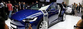 25.000 Autos im ersten Quartal: Tesla stellt Absatzrekord auf