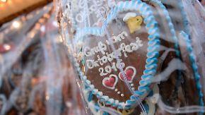 Weniger Besucher, weniger Bier: München zieht Oktoberfest-Bilanz