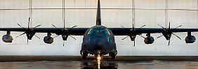 """Schneller Ersatz für die A400M: Bundeswehr bekommt """"Super Hercules"""""""