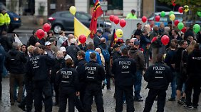 Tag der Deutschen Einheit in Dresden: Pöbeln für das Abendland