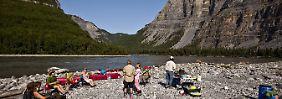 Fahrt durch Northern Territories: Hier kann man das wilde Kanada erleben
