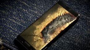 Neues Modell mit altem Defekt: Brennendes Galaxy Note 7 zwingt Flugzeug zur Landung