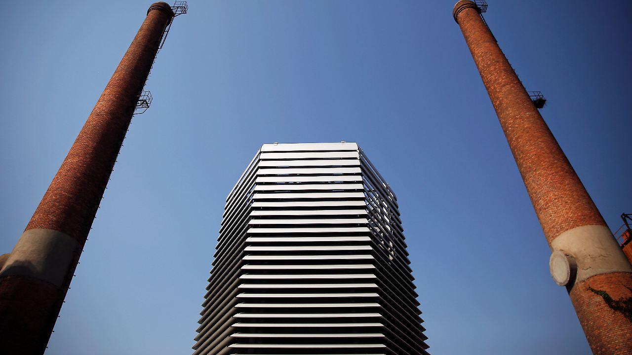 Endlich wieder blauer Himmel: Riesenstaubsauger sollen China vom ...