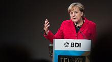 Kalte Progression entkräften: Merkel stellt Steuersenkungen in Aussicht