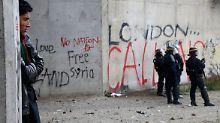 Proteste im Nordwesten Frankreichs: Unbekannte schießen auf Asylunterkunft