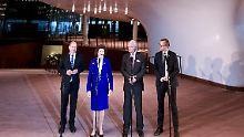 Elbphilharmonie und Flüchtlinge: Königspaar flott in Hamburg unterwegs
