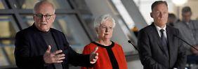 Rente, Sicherheit, Unterhalt: Koalition: Durchbruch bei Lohngleichheit