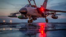 Von Incirlik aus starten Bundeswehr-Jets zu Aufklärungsflügen über Syrien und dem Irak.
