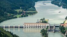 Namen haben eigene Grammatik: Bei Cäsar war die Donau noch männlich