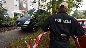 Festnahme in Leipzig: Polizei findet Terrorverdächtigen al-Bakr gefesselt vor