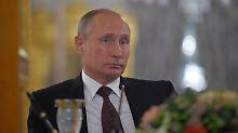 Person der Woche: Putin spielt Weltmacht und gewinnt