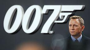 Promi-News des Tages: Daniel Craig kann wohl doch nicht ohne 007