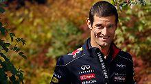 Der Sport-Tag: Mark Webber beendet Karriere als Rennfahrer