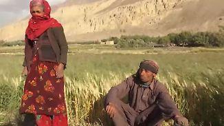 Vergessene Dörfer im Wachankorridor: Hier sind die Ärmsten der Armen in Afghanistan zu Hause
