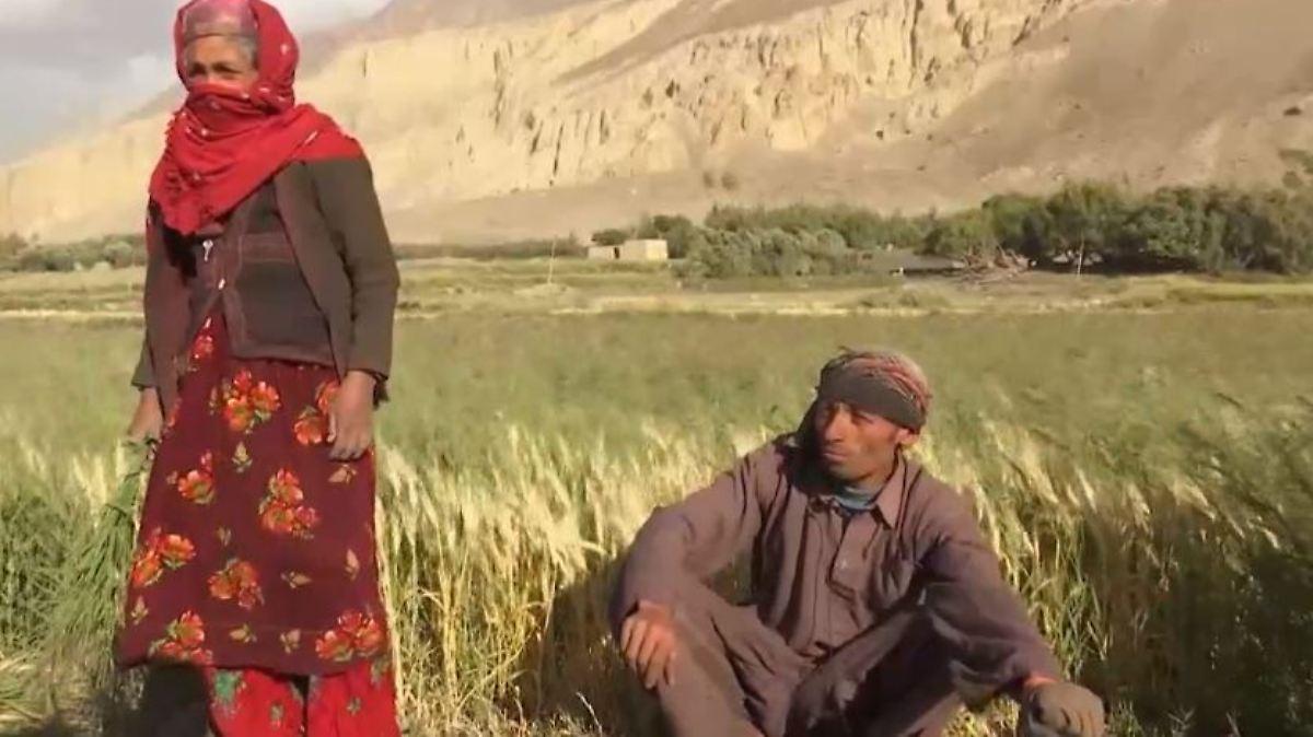 vergessene d rfer im wachankorridor hier sind die rmsten der armen in afghanistan zu hause n. Black Bedroom Furniture Sets. Home Design Ideas