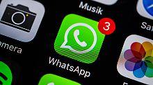 Nur bei Terrorverdächtigen: Bericht: Regierung will Messenger knacken