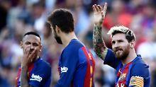 Spanische Großklubs ohne Blöße: Real und Atlético im Rausch, Messi brillant
