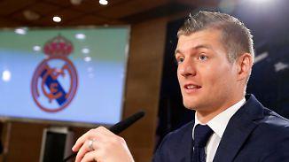 Zwei Bundesligisten, drei Legionäre: Die fünf Topverdiener unter den deutschen Fußballern
