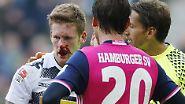 """Die Bundesliga in Wort und Witz: """"Es war eine geile Schlacht"""""""