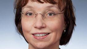Prof. Barbara Schneider ist Vorsitzende der Deutschen Gesellschaft für Suizidprävention (DGS).