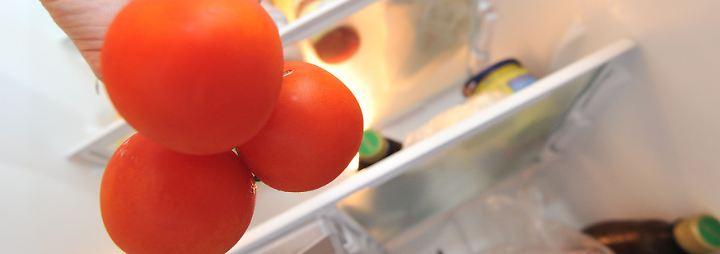 Tomaten in den Kühlschrank? Lieber nicht!