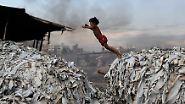 """Megastädte werden zum Problem: UN suchen nach der """"Urban Agenda"""""""