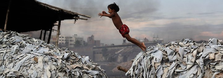 """Wenn Megastädte zum Problem werden: UN suchen nach der """"Urban Agenda"""""""