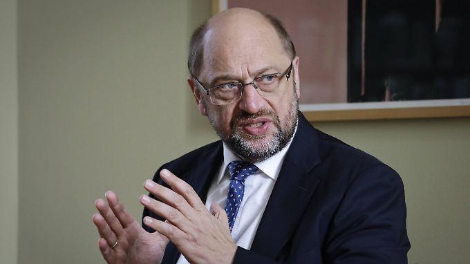Fußballnarr, Buchhändler, Vollblutpolitiker: Martin Schulz, der nächste SPD-Kanzlerkandidat?