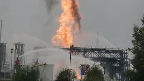 Explosion auf BASF-Gelände: Tote und mehrere Vermisste nach Chemiewerk-Unglück