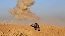 Person der Woche: Masud Barzani- Die Mossul-Schlacht führt zu Kurdistan