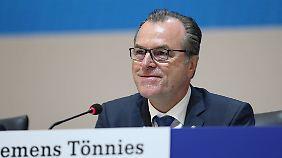 Clemens Tönnies.