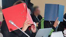 Vier Täter bekamen vom Hamburger Landgericht Bewährungsstrafen, nur ein 21-Jähriger muss in Haft.