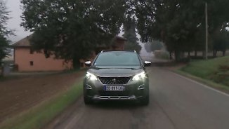 Testfahrt im französischen Nachzügler: Peugeot spielt mit dem neuen 3008 die SUV-Karte