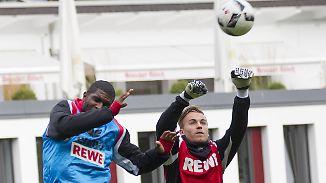 Mit Hilfe aus Bayern: Für den 1. FC Köln ist die Tabellenspitze drin