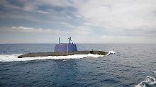Dolphin ist atomwaffenfähig: Berlin liefert Israel weitere U-Boote